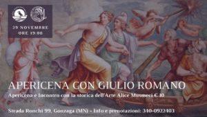 Apericena con Giulio Romano 1