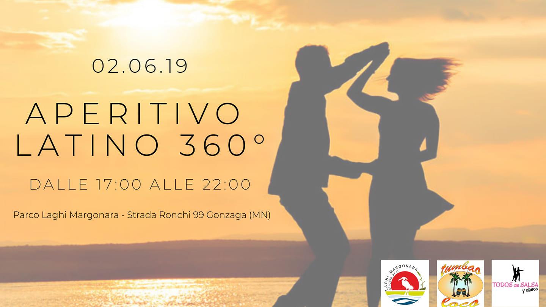 Aperitivo Latino 360°