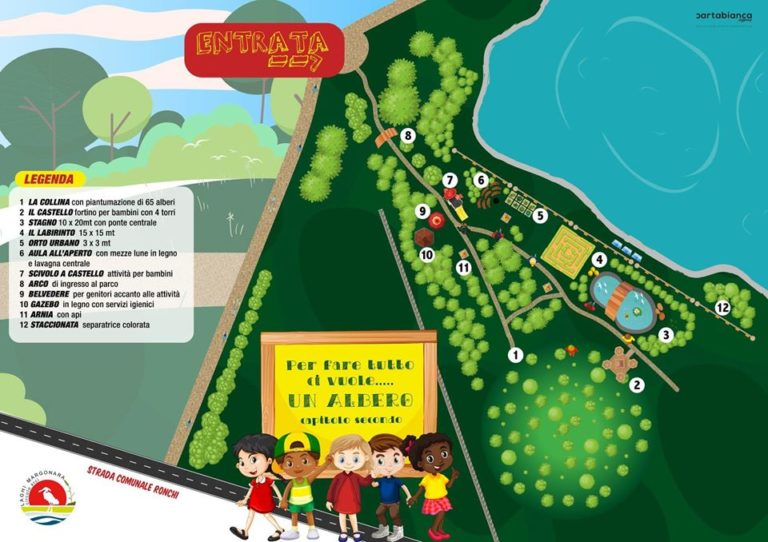 Nuovo parco didattico: Margopark
