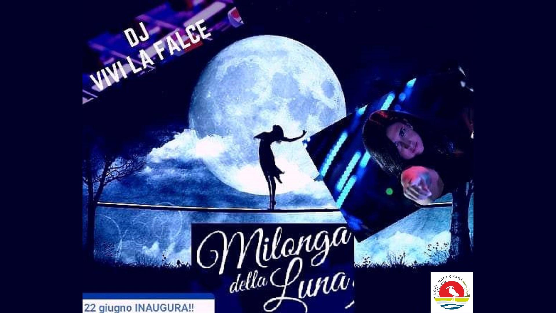 Inaugurazione Milonga della Luna
