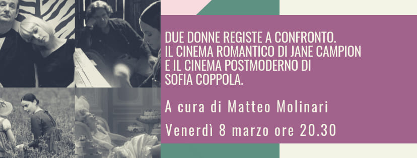 Due registe donne a confronto